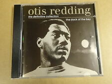 CD / OTIS REDDING - THE DOCK OF THE BAY - THE DEFINITIVE COLLECTION