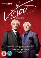 Vicious DVD (2013) Ian McKellen cert 12 ***NEW*** FREE Shipping, Save £s