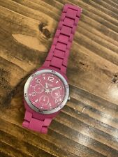 Fossil Watch Pink Womans
