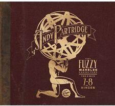 Vol.7-8,Fuzzy Warbles & Hinges (Bonus Disc) - Andy Pa (2016, CD NIEUW)4 DISC SET