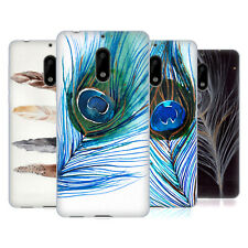 OFFICIAL MAI AUTUMN FEATHERS SOFT GEL CASE FOR NOKIA PHONES 1