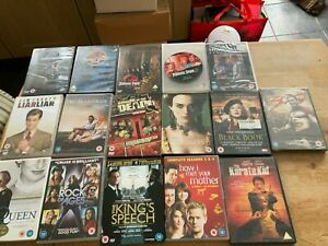 JOB LOT/COLLECTION/BUNDLE OF MIXED/RANDOM DVDS/FILMS/MOVIES (LOT 2)