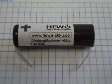 Oral-B OralB Akku Braun Sonic Complete  2,4V NiMH Accu Battery Ersatzakku NEU