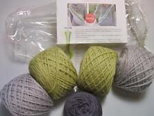 Felted Sidewinder Shoulder Bag Yarn Pattern Pick Up Sticks Knitting Felting Kit