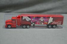 More details for coca cola christmas truck lorry tv advert holidays xmas village santa oo ho 00
