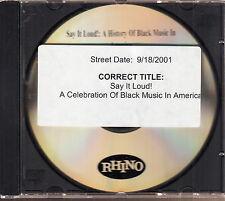 black music limited edition 6x cd  r&b blues soul jazz funk pop