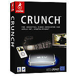 Roxio Crunch Software Win/Mac 53629000