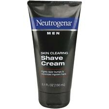 Men Skin Clearing Shave Cream Neutrogena 5.1 oz Cream