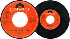 Philippines SWEET Love Is Like Oxygen 45rpm Record