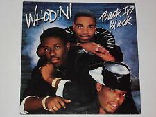 WHODINI -Back In Black- LP
