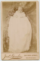 Cabinet Photo - Milwaukee Wisconsin Baby (Marguerite)