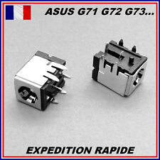 CONNECTEUR DC POWER JACK ASUS G71 G71G G71GX G73 G73J G74 G74S G74SX 2.5mm