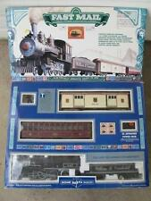 Bachmann Big Haulers THE FAST MAIL New York Central G Scale Complete Train Set