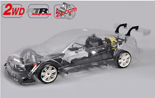 FG Modellsport New Sportsline 2WD Audi RS5 23 ccm unlackiert RTR # 164159R