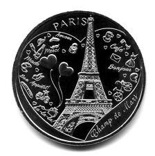 75004 Champ de Mars, Couleur argent, Monnaie de Paris