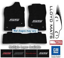 Trailblazer SS - 3pc Velourtex Carpet Floor Mat Set - Choose Color & Logo