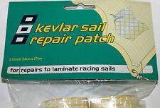 Kevlar Patch Sail Repair Tape Kite Windsurfing Sailboard Kevlar Tape Tent Repair