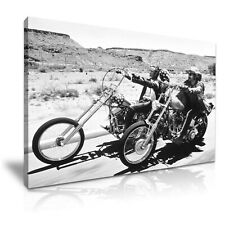 Easy Rider Movie Black And White Canvas Modern Home Art ~ 5 Size