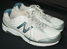 Men's New Balance Athletic 847v2 Shoes Sneakers Size 12 White Blue