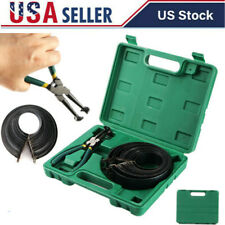 Automotive Auto Engines Piston Ring Compressor Tools Set with Pliers & 14 Bands