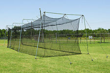 Cimarron 55x14x12 #42 Twisted Poly Batting Cage Net - Free Shipping