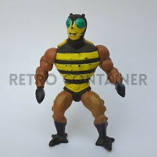 MOTU HE-MAN Action Figure - Buzz-Off - Masters of the Universe Loose