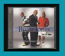 Brent Jones - The Ultimate Weekend (CD 2008 Tyscot Records)**NEW** CD CCM