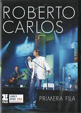 Roberto Carlos DVD Primera Fila Brand New Made In Brazil