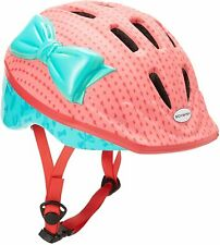 Schwinn Kids Bike Sweetheart helmet with 3D Character Sizes +3 New