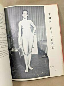 Vintage 1950s Kallem Gillen 'How To' Paint Draw Sculpt Large Art Book