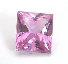 Echter Saphir Pink Princess 3x3mm