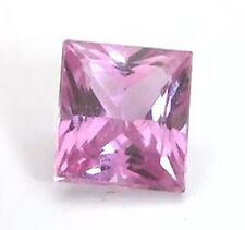 Echter Saphir Pink Princess 3x3mm