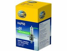 For 1993-1997 Nissan Altima Headlight Bulb High Beam and Low Beam Hella 16612PY