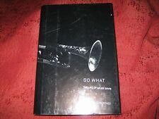 So What : The Life of Miles Davis by John Szwed (2002, Hardcover) 1ST PRT