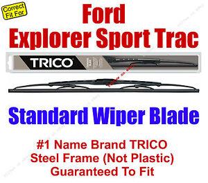 Wiper Blade Standard Grade fits 2001-2005 Ford Explorer Sport Trac (Qty 1) 30180
