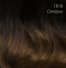 "Hair extensions 1 gram U tip nail tip pre bonded remy hair. 16"" 18"" 20"" keratin"