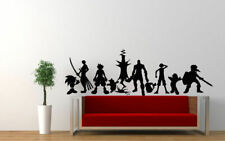 Wall Vinyl Room Sticker Decals Mural Design Art Anime Super Heroes Movies bo582