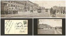 Cartolina Verona Corso Porta Nuova – viaggiata 1915
