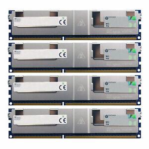 4x 32GB 128GB Kit DDR3 1866 MHz ECC RAM für HP Workstation Z420 Z620 Z820