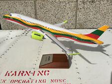 1:100 airbus a220-300 Air Baltic editi Vilnius Lietuva modelo lo avión