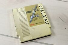 Zelda II: The Adventure of Link Gold Nintendo Entertainment System 1985 NES