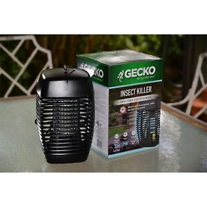 Gecko 25W Lantern Insect Zapper Included catcher tray Covers a radius of 20m