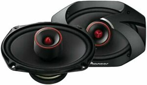 "NEW Pioneer TS-6900PRO Series 6""x9"" 600-Watt 2-Way Speakers"