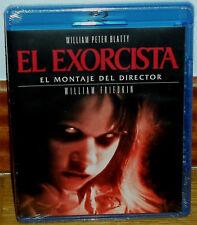 EL EXORCISTA EL MONTAJE DEL DIRECTOR BLU-RAY NUEVO PRECINTADO (SIN ABRIR) R2