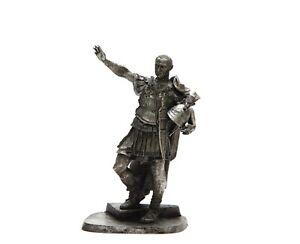 """tin 54mm Rome. Publius Cornelius Scipio """"the Africanus"""". Roman General"""