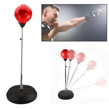 Punchingball Boxbirne Standboxsack Boxsack Höhenverstellbar Boxhandschuhen GLOBE