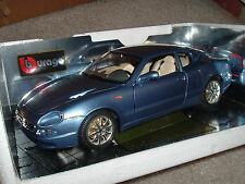 Burago Maserati 3200 GT Special Collection, NEW NIB 1:18 Die Cast, Fast Shipping