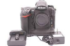 Nikon D D3 12.1MP Digital SLR Camera - Black (Body Only) - Shutter Count: 4855
