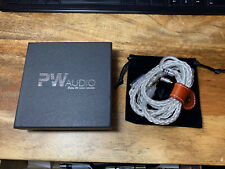 PW Audio Anniversary series No.10 headphone cable (8 Wire) (MMCX, 3.5mm jack)