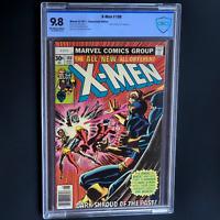 UNCANNY X-MEN #106 (1st Series) 💥 9.8 CBCS 💥 SCARCE! FIRELORD APP Marvel 1977